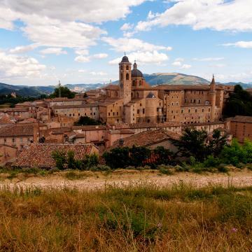 Paesaggio di Urbino