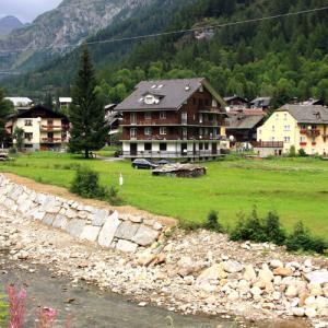landscape of Val Formazza
