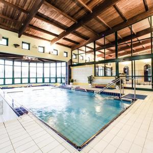 piscina delle terme di Montepulciano