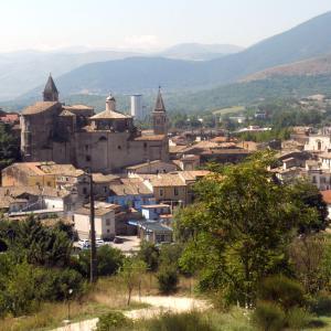 view of Popoli spa