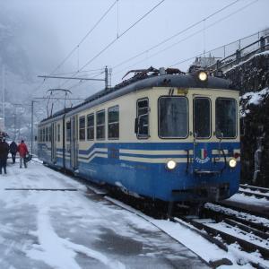 Ferrovia Vigezzina Centovalli in inverno