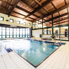 pool of Montepulciano spa