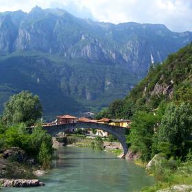 Ponte Montecchio a Darfo Boario Terme