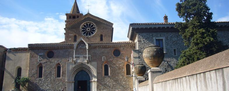 church of san Francesco in Tivoli
