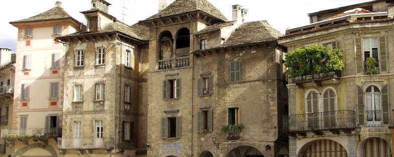 Centro storico Domodossola