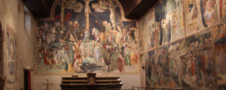 Oratorio San Giovanni Battista a Urbino